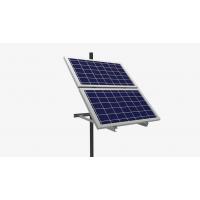 Support panneau solaire sur mât
