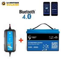 Pack Batteries et Chargeurs