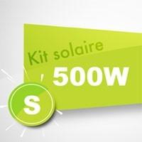 Kit solaire autoconsommation 500W