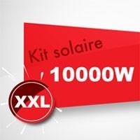 Kit solaire autoconsommation 10000W