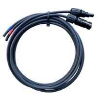 Kit câbles solaire et ralonges (Extensions) + MC4