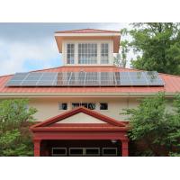 Kit fixation panneau solaire bac acier