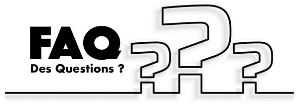 FAQ-questions